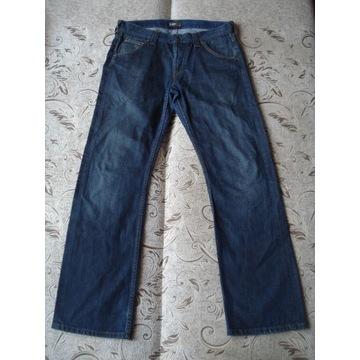 Spodnie LEE Flint W31 L32 pas 84-86