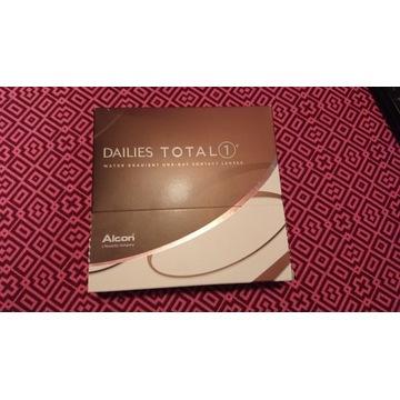 Soczewki kontaktowe Dailies Total1- 104 szt
