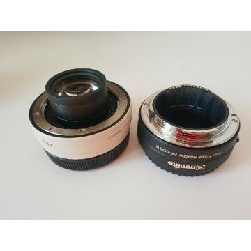Canon Extender RF x1,4 + adapter RF-EF