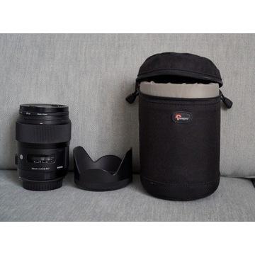 Obiektyw Sigma 35 mm f/1.4 Art DG HSM - Canon