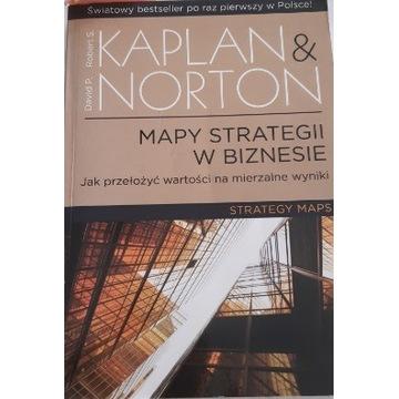 Mapy strategii w Biznesie - Kaplan Norton