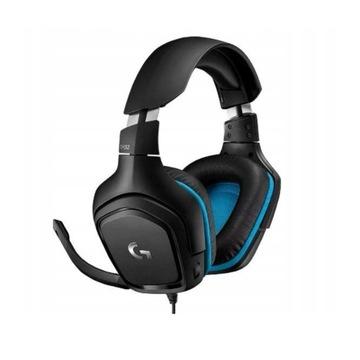 Słuchawki LOGITECH G432 7.1 SURROUND SOUND GAMING