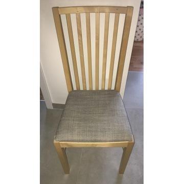 Prawie nowe krzesło Ikea drewniane