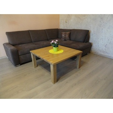 Ława dębowa drewniana,dąb naturalny,stolik kawowy