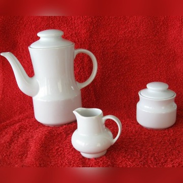 dzbanek do herbaty i mleka, cukierniczka + gratis