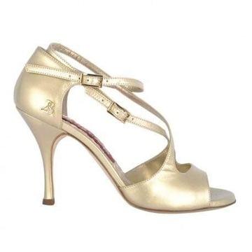 Tangolera buty tango argentyńskie 38  profesjonaln