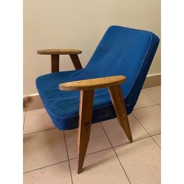Fotel 366 Chierowski chierowskiego prl lata 60 70