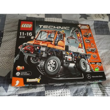 LEGO Technic 8110 Mercedes Benz Unimog