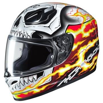HJC FG-ST Ghost Rider kask motocyklowy Marvel r. M