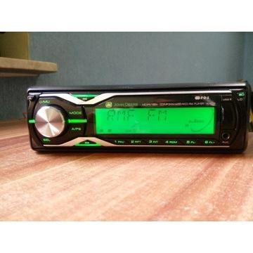 Oryginalne radio JOHN DEERE 12v mp3