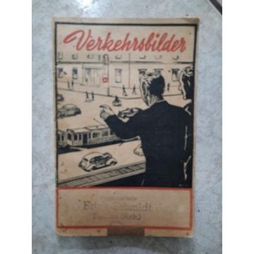 PODRECZNIK KURSU Nauki jazdy z 1938r.