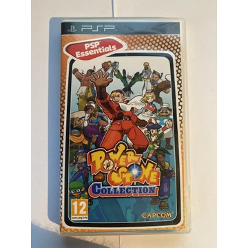 Power Stone Collection PSP 3xA