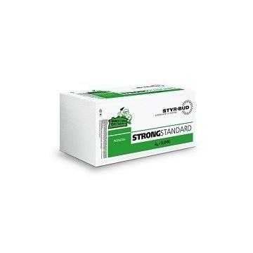 Styropian EPS-100 podłoga/dach 0,38
