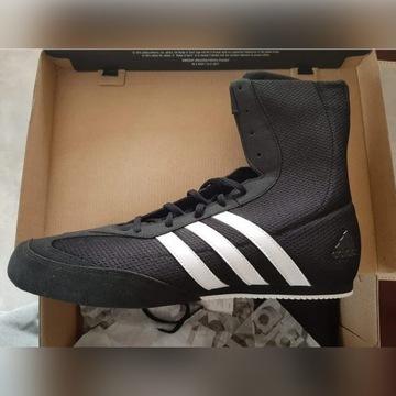 Buty bokserskie Adidas HOG 2, rozmiar: 46 2/3