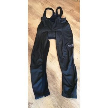 Spodnie Na Rower Gore Bike Windstopper Z Wkładką