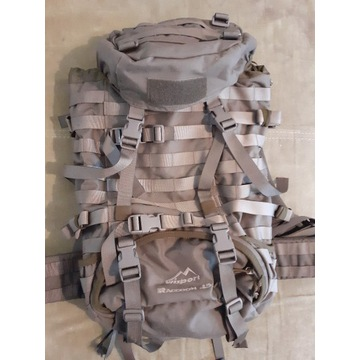 Wisport Racoon 45l Olive