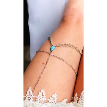 Łańcuch na nogę