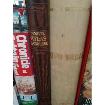 Nouvel Atlas Larousse Editions Larousse. 1924
