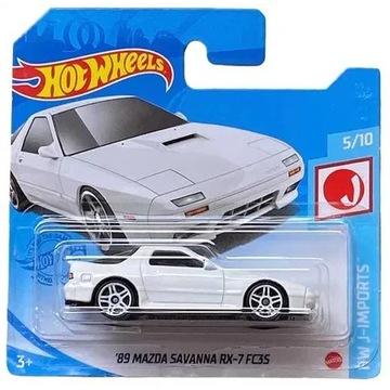 Hot Wheels Mazda Savan RX-7 FC3S