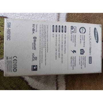 Sprzedam Samsunga Note 4 SM-N910C