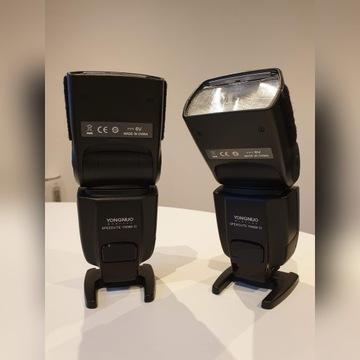 Lampa YONGNUO Speedlite YN560-II -NIKON - 2 sztuki