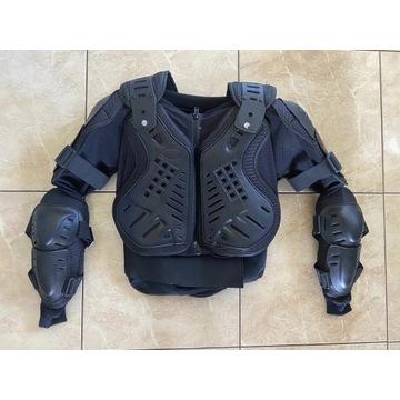Zbroja motocyklowa z ochraniaczami Cross Enduro