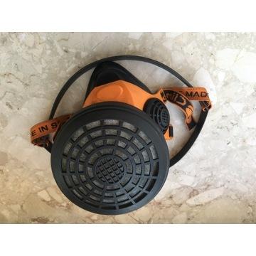 Maska przeciw szkodliwym oparom i pyłom Climax