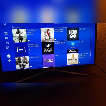 PlayStation 4 PRO + Gry