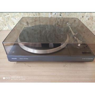 Gramofon vintage Philips AF 677 1987r piękny!!