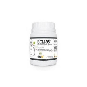 Kurkuma BCM-95(Ekstrakt)-Suplement Diety(300kaps)