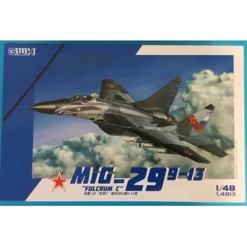 MiG-29 9-13 GWH