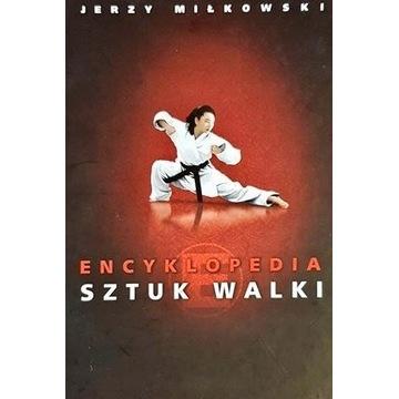 Jerzy Miłkowski Encyklopedia sztuk walki