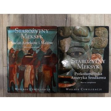 Wielkie cywilizacje Starożytny Meksyk