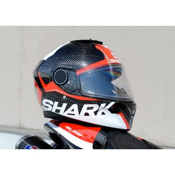 Shark Spartan Carbon Cliff
