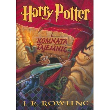Harry Potter i Komnata Tajemnic - 1. polskie wyd.