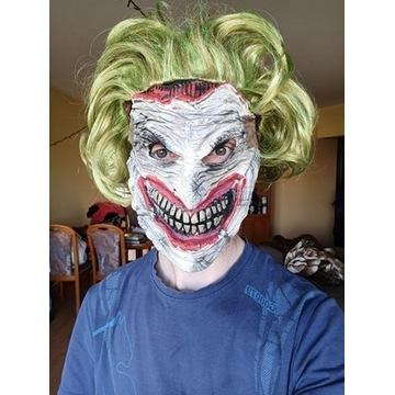 Replika maski Joker - rekwizyt do cosplay DC