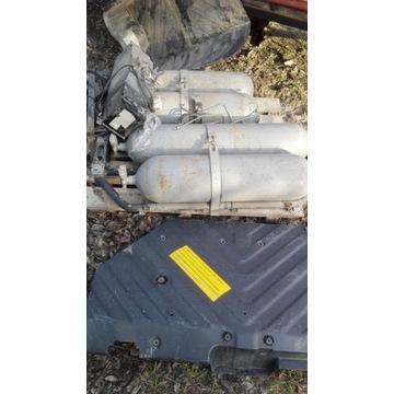 Butle CNG 30L OPEL Elektrozawór Butli CNG uchwyty