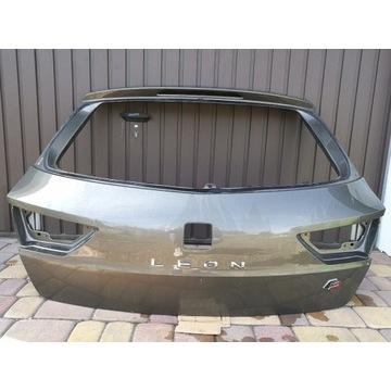 Pokrywa klapa bagażnika Seat Leon 3 Kombi