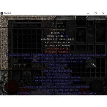Vortex Exile 45res 1,8k - Diablo 2 NON-LADDER