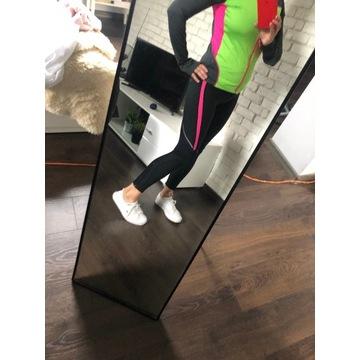 legginsy idealne na fitness Nike M