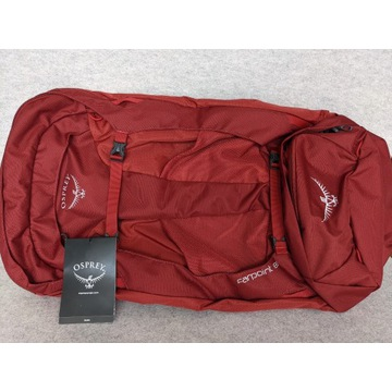 Plecak Osprey Farpoint 80 M/L Jasper Red | nowy
