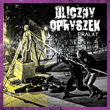 ULICZNY OPRYSZEK - Prałat LP - NOWOŚĆ-czarny vinyl