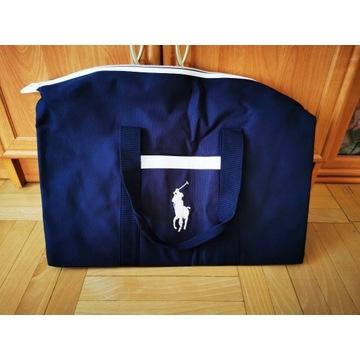 Ralph Lauren Polo  torba podróżna