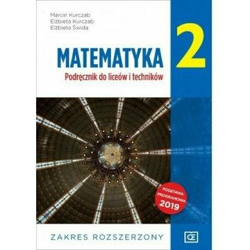 Matematyka 2. Podręcznik dla liceów i techników. R