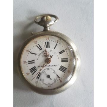 Zegarek zabytkowy, kieszonkowy Rosskopf