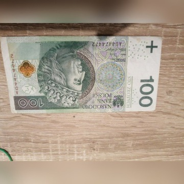 Banknot KOLEKCJONERSKI AD 4474472