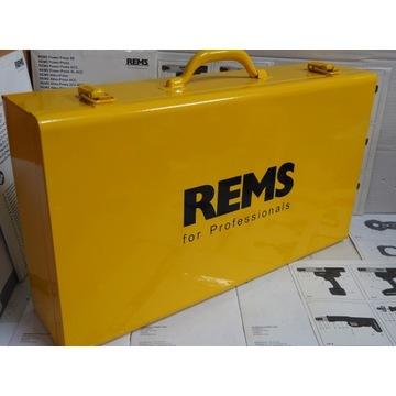REMS POWER PRESS walizka skrzynka zaciskarka ACC