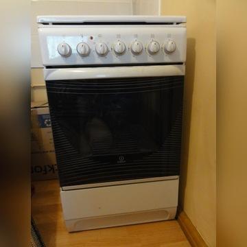 kuchenka gazowa z elektr.piekarnikiem nowa