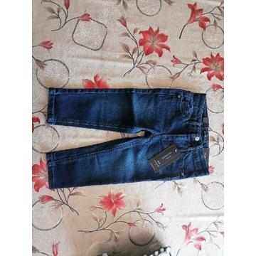 Nowe spodnie i bluza firmy Reserved roz 92