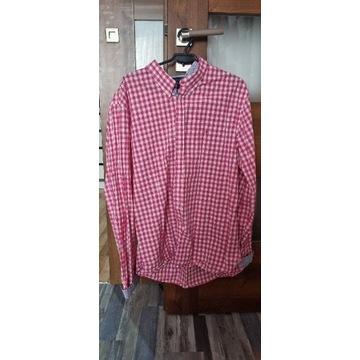 Tommy hilfiger koszula roz xxl